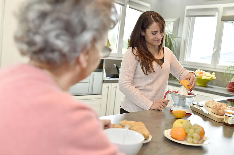 care home management