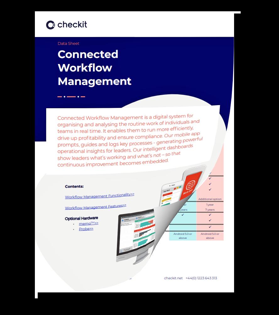 Datasheet: Workflow Management