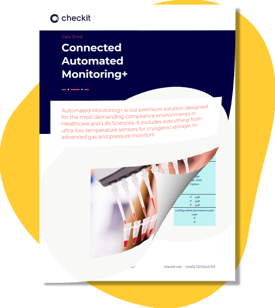 Connected Automated Monitoring+