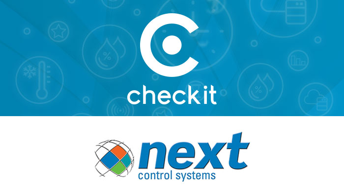 Checkit and Next Control Systems to create global leader in Real-Time Operations Management