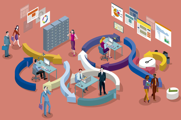 Digital workflow management makes the routine extraordinary